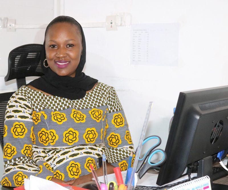 Responsable Achats Oumou Bagayoko